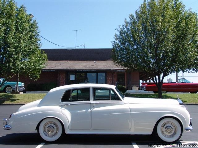 1961 rolls royce silver cloud iijust in from beverly hills for Rolls royce of beverly hills