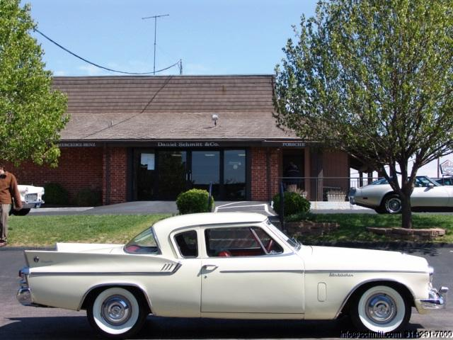 1960 STUDEBAKER HAWK V8 COUPE FRESH OUT OF AN ESTATE – Daniel