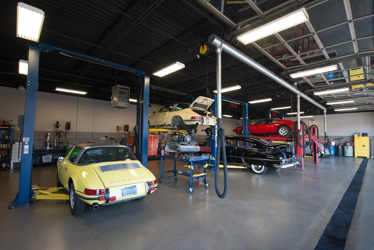 Daniel Schmitt & Co. Classic and Luxury Car Gallery St. Louis | About Us
