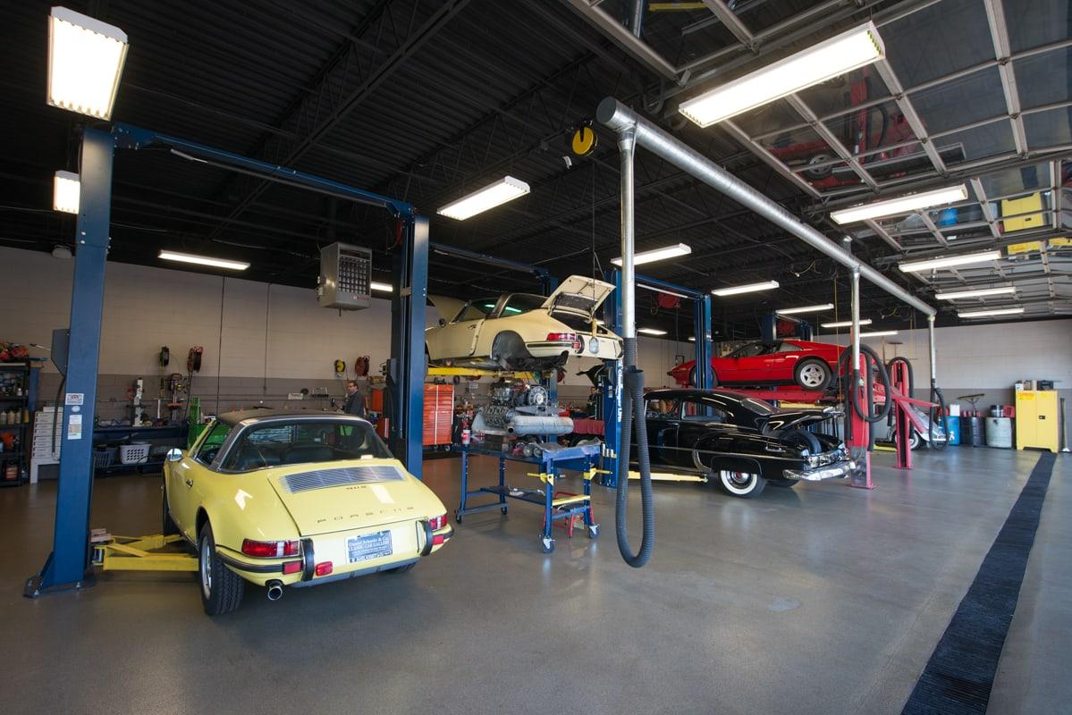 Daniel Schmitt & co. Classic car gallery st louis, Daniel schmitt classic cars