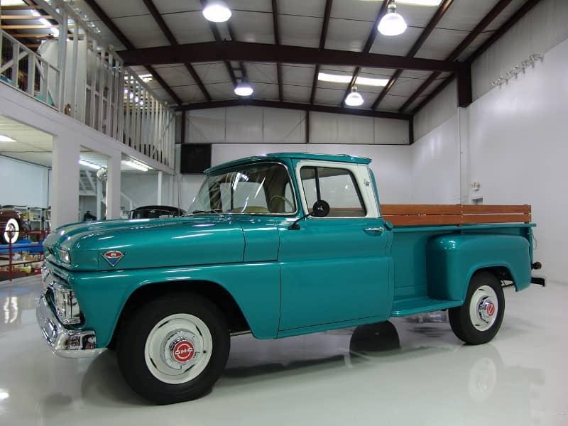1963 GMC 1500 Custom Cab Wideside Pickup