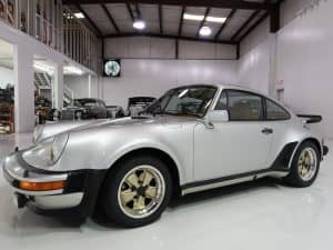Concours winning 1976 Porsche 930 Turbo Carrera for sale