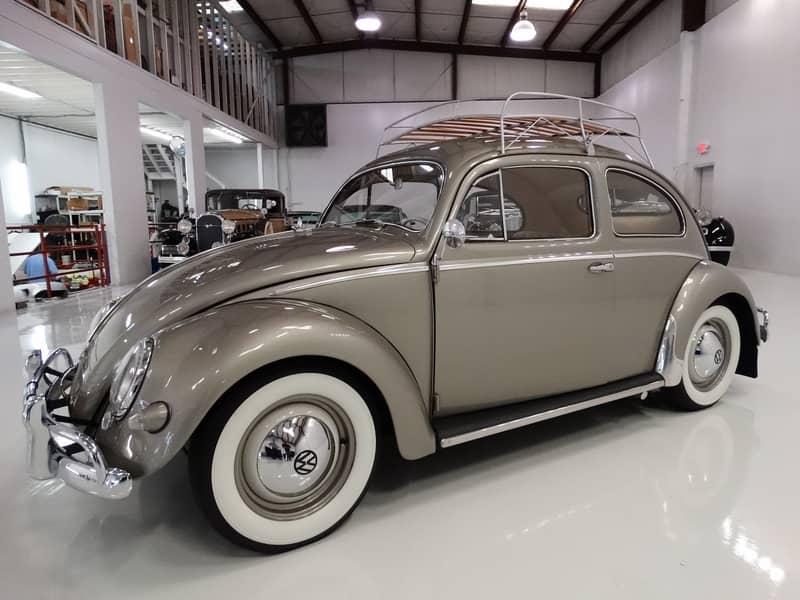 1957 volkswagen oval window beetle daniel schmitt company for 1957 oval window vw bug