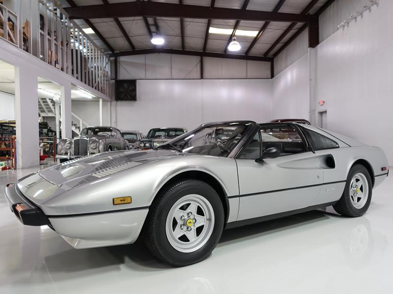 1981 Ferrari 308GTSi for sale at Daniel schmitt & Co classic cars, st. louis, classic ferrari for sale