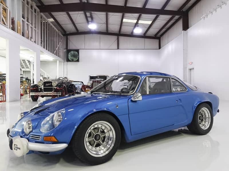 1969 Alpine Renault A110 Dinalpin