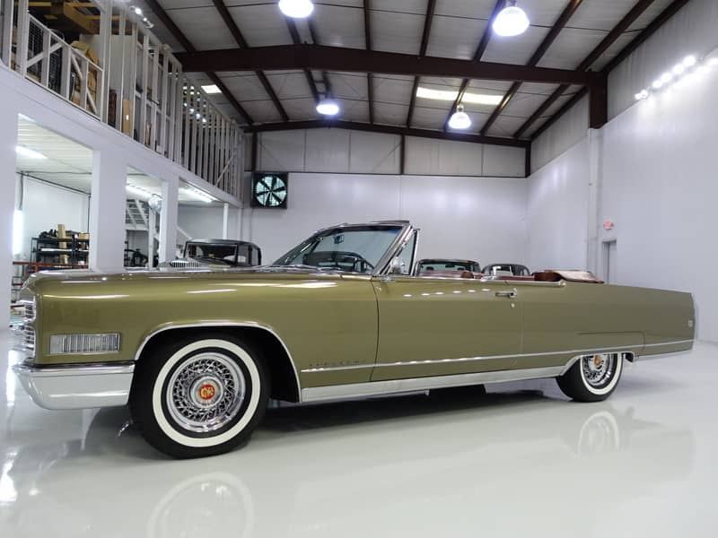1966 Cadillac Eldorado Convertible for sale at Daniel Schmitt & Co. classic car gallery st. louis