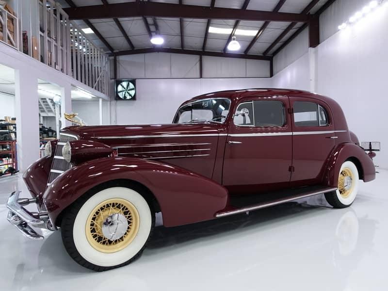 Cadillac Town Sedan By Fleetwood Daniel Schmitt Company