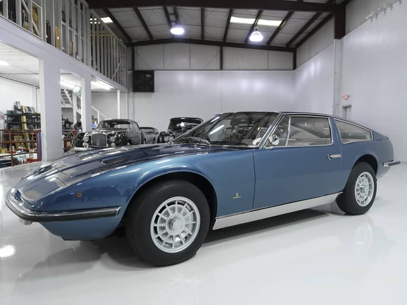 1973 Maserati Indy 4900