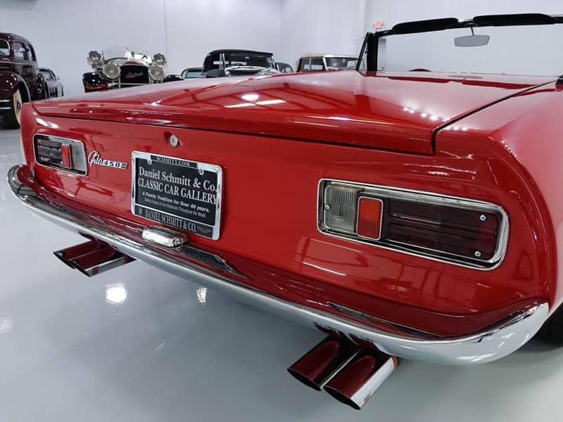 1967 GHIA 450 SS CONVERTIBLE – Daniel Schmitt & Co