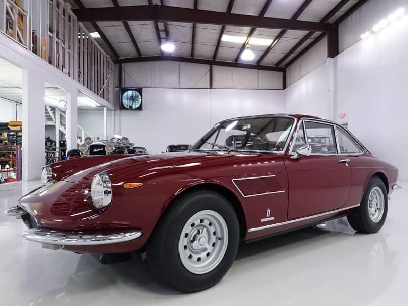 1967 FERRARI 330 GTC BY PININFARINA – Daniel Schmitt & Co
