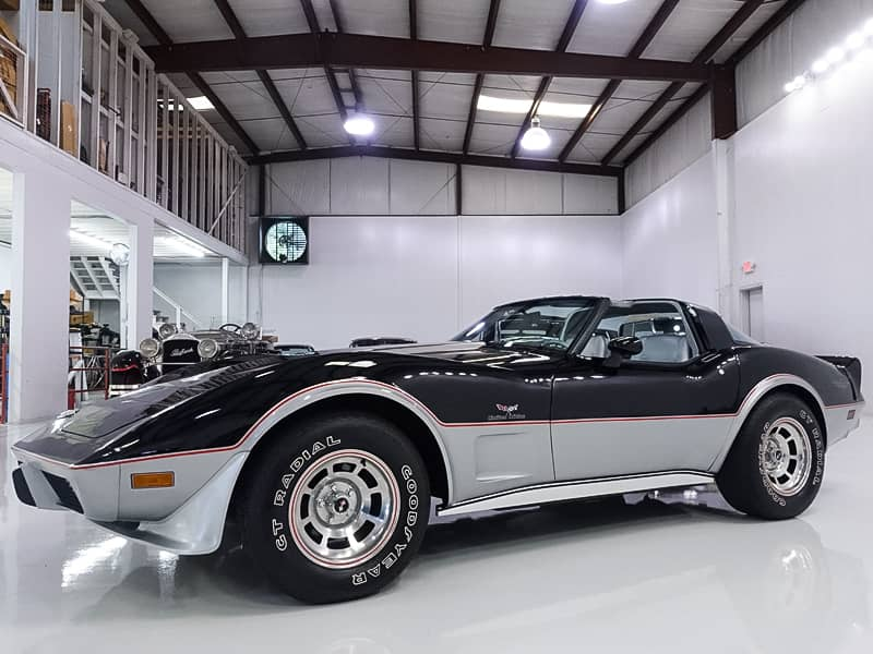 1978 Chevrolet Corvette Limited Edition Indy Pace Car