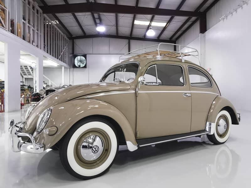 1957 Volkswagen Oval Window Beetle