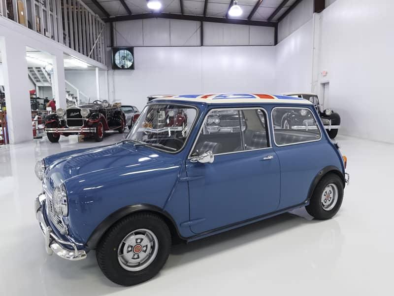 1967 Austin Mini Mark 1 Cooper S Daniel Schmitt Co