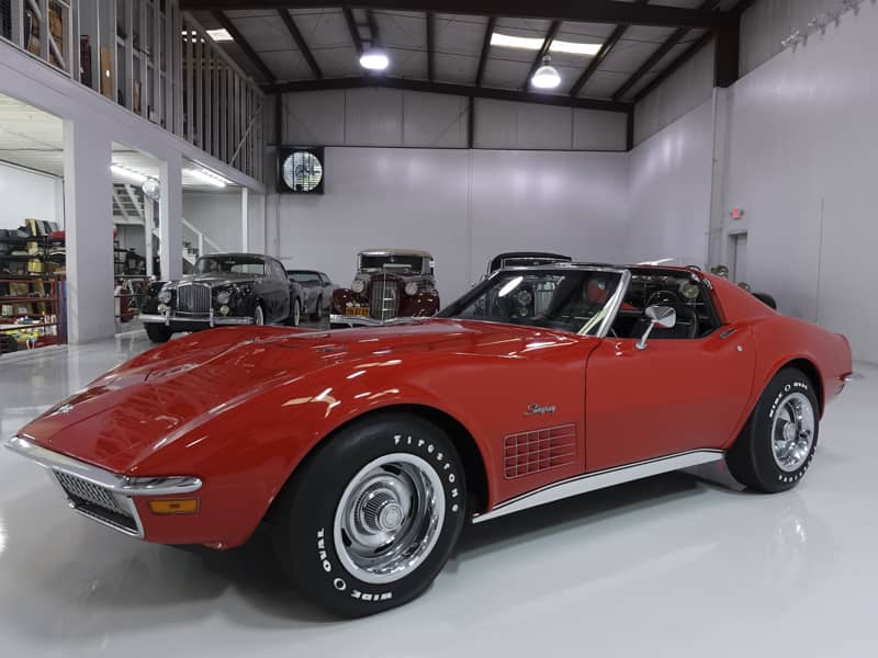 1971 Chevrolet Corvette Stingray 454 Coupe