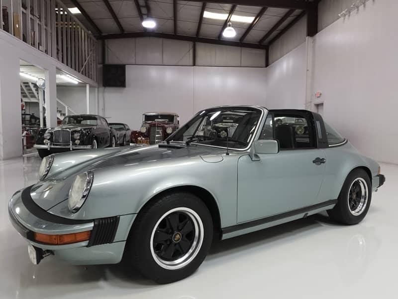 1978 Porsche 911SC 3.0 Targa
