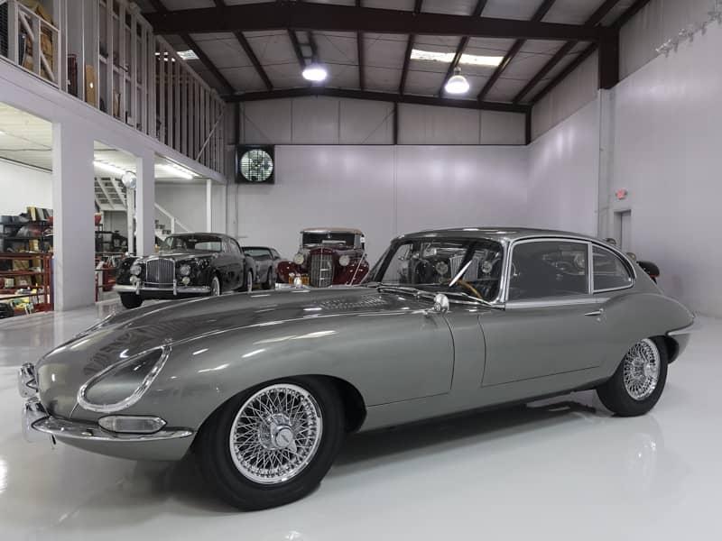 1967 Jaguar E-Type Series I 4.2 2+2 Coupe