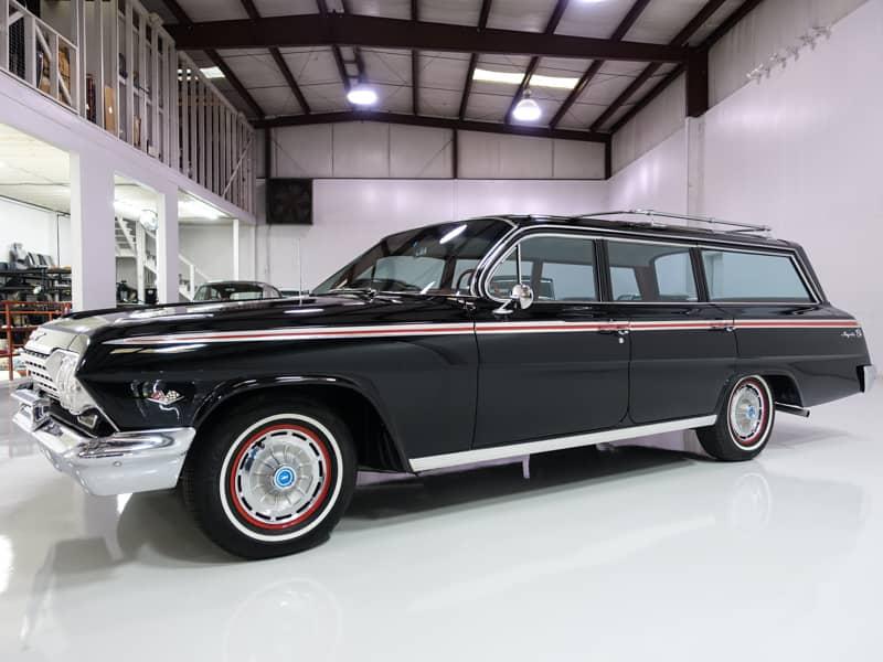 1962 Chevrolet Impala Station Wagon