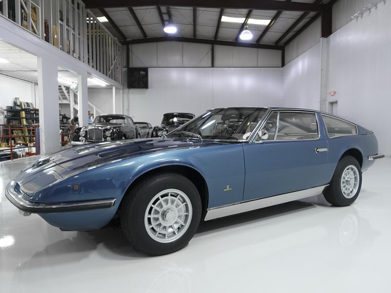 Daniel Schmitt & Co. Classic Car Gallery St. Louis, vintage automobiles
