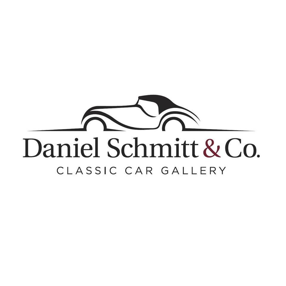 Daniel Schmitt & Co. Classic Car Gallery Company Logo