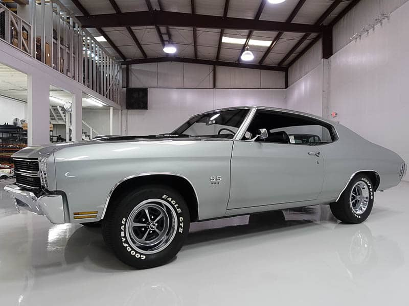 1970 Chevrolet Chevelle SS 396 Super Sport Coupe