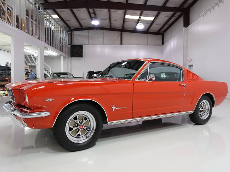 1966 Ford Mustang Fastback American Classic For Sale