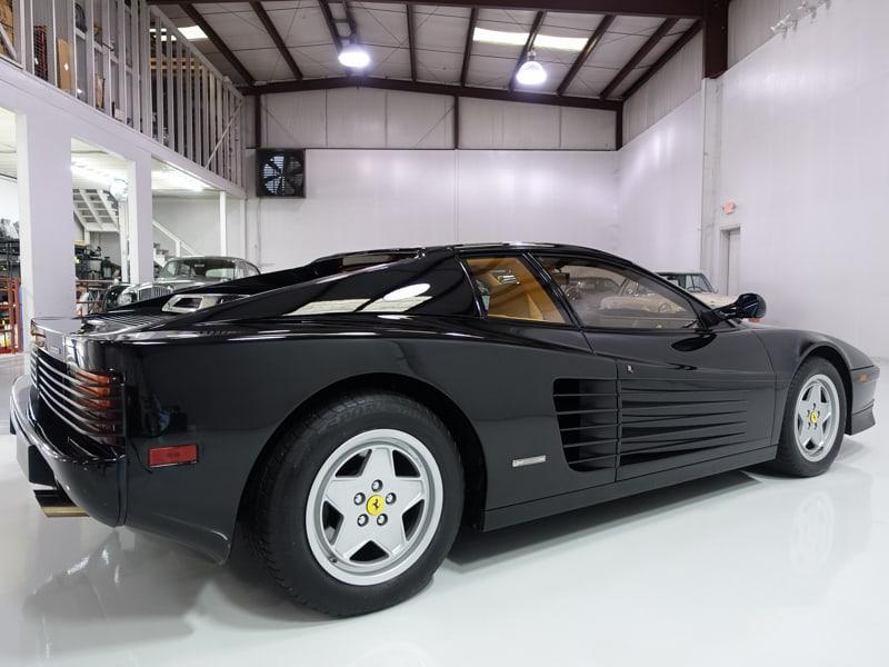 Daniel Schmitt & Co. presents 1989 Ferrari Testarossa