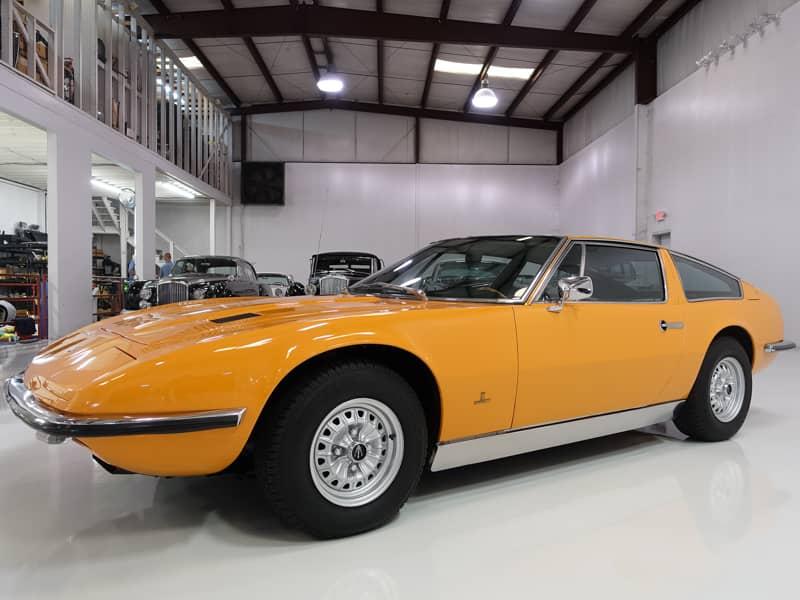 1972 Maserati Indy Coupe