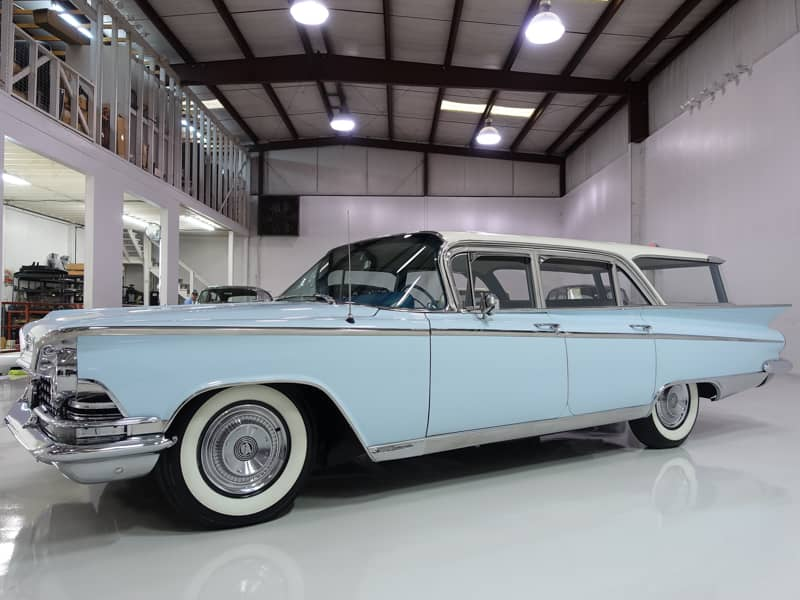 1959 buick lesabre estate station wagon daniel schmitt company. Black Bedroom Furniture Sets. Home Design Ideas