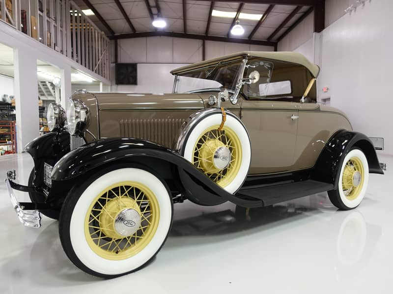 Daniel Schmitt & Co. presents 1932 Ford Model B Deluxe Roadster