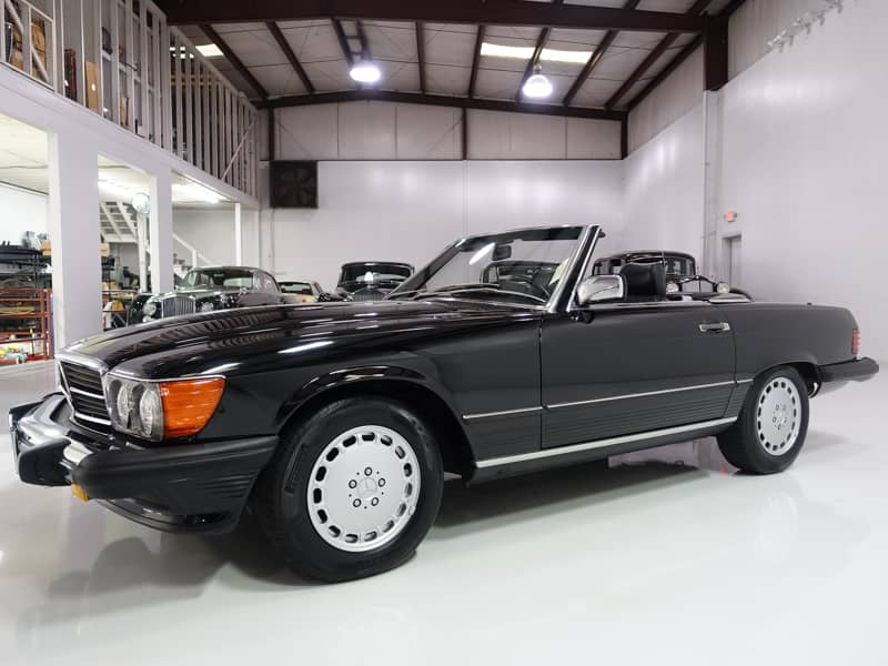 Daniel Schmitt & Co. presents 1988 Mercedes-Benz 560SL Roadster