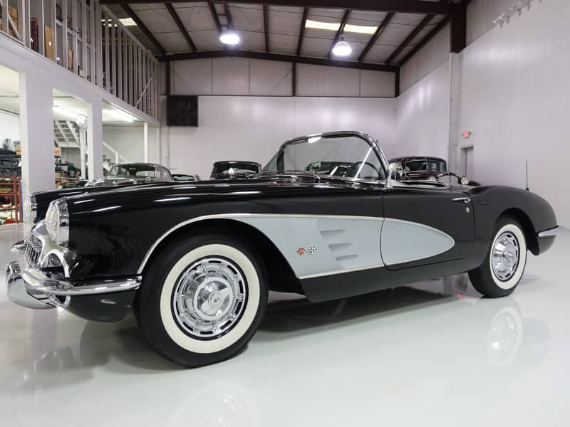 1960 Chevrolet Corvette 283/270 Convertible