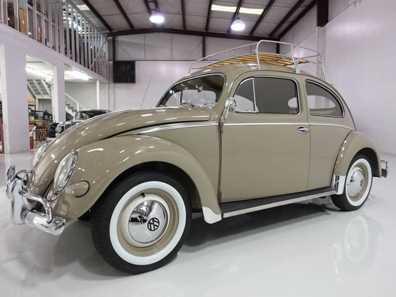 1956 Volkswagen Type 1 Oval Window Beetle
