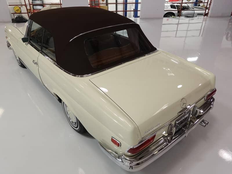 1969 MERCEDES-BENZ 280SE CABRIOLET – Daniel Schmitt & Co