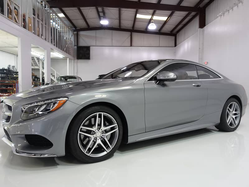 2015 Mercedes-Benz S550 4Matic Coupe for sale from Daniel Schmitt & Co. Classic Car Gallery St. Louis