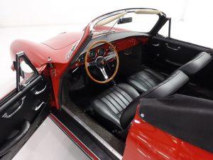 1965 Porsche 356C 1600 Cabriolet by Reutter