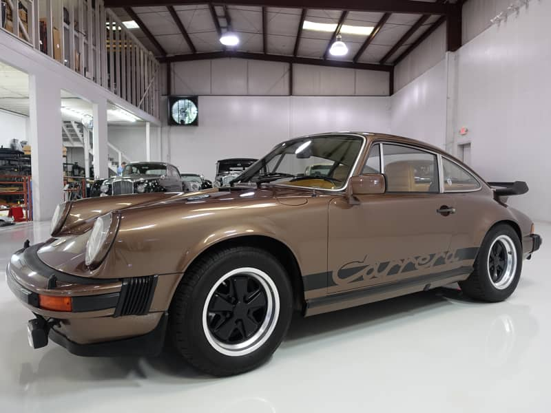 Daniel Schmitt and Co. is proud to offer this stunning 1977 Porsche 911 Carrera 3.0 Coupe for sale, to the most demanding collector, investor or enthusiast!