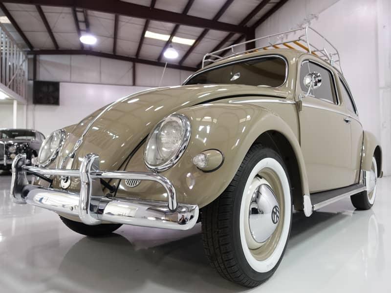 volkswagen type  oval window beetle original california car daniel schmitt  classic