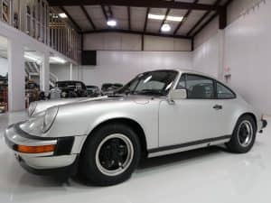 1978 Porsche 911SC Coupe Daniel Schmitt & Co. Classic Car Gallery, St. Louis, classic and collector cars, Porsche 911SC