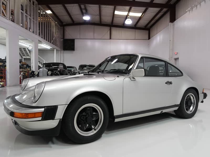 1978 Porsche 911SC Coupe Daniel Schmitt & Co. Classic Car Gallery, St. Louis, classic and collector cars, Porsche 911SC