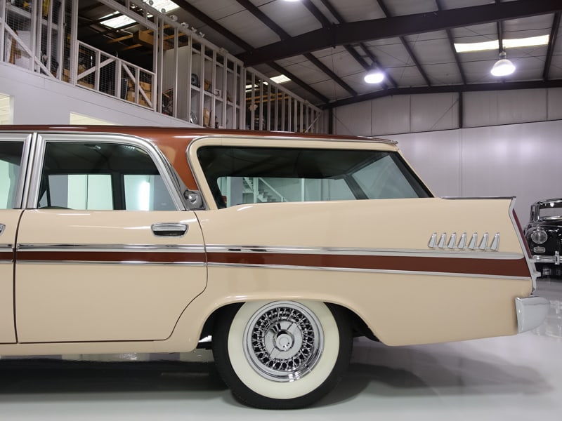 2017 Chrysler Town And Country >> 1957 Chrysler New Yorker Town & Country Wagon for sale Daniel Schmitt & Co. Classic Car Gallery ...