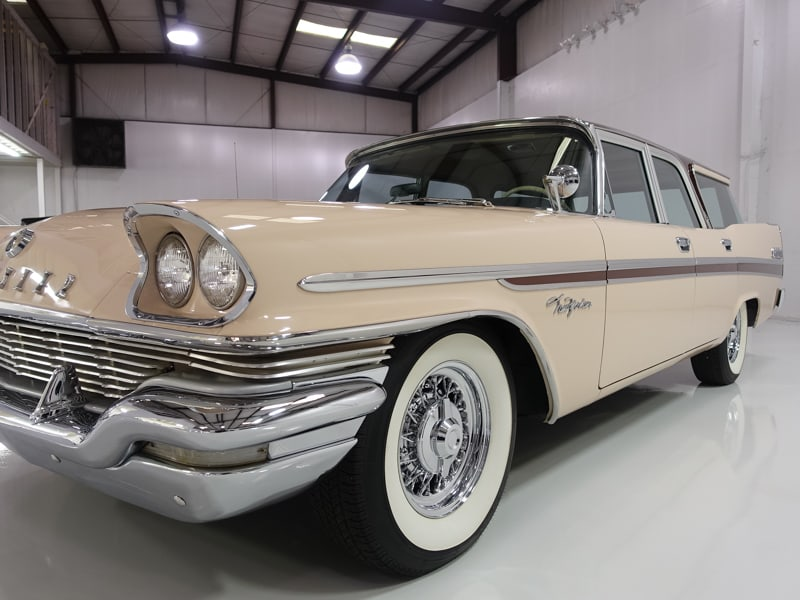 Cars For Sale St Louis >> 1957 Chrysler New Yorker Town & Country Wagon for sale ...