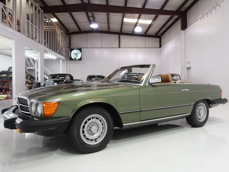 Mercedes Benz Sl Roadster on 1976 Buick Electra For Sale
