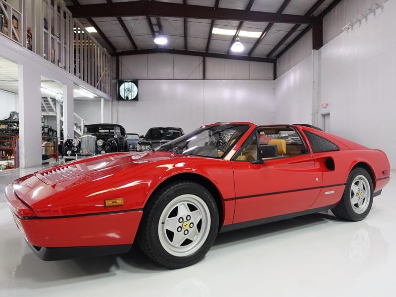 1989 Ferrari 328GTS Targa
