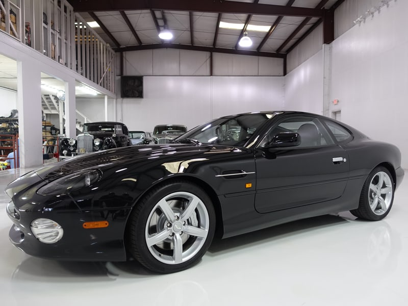 2003 aston martin db7 gt coupe for sale rare db7 gt coupe only 64