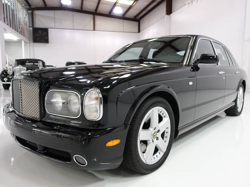 2003 bentley arnage t mulliner twin turbo for sale. Black Bedroom Furniture Sets. Home Design Ideas