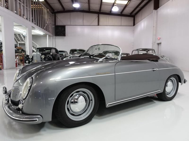 1957 Porsche 356 Speedster Replica Daniel Schmitt Amp Company