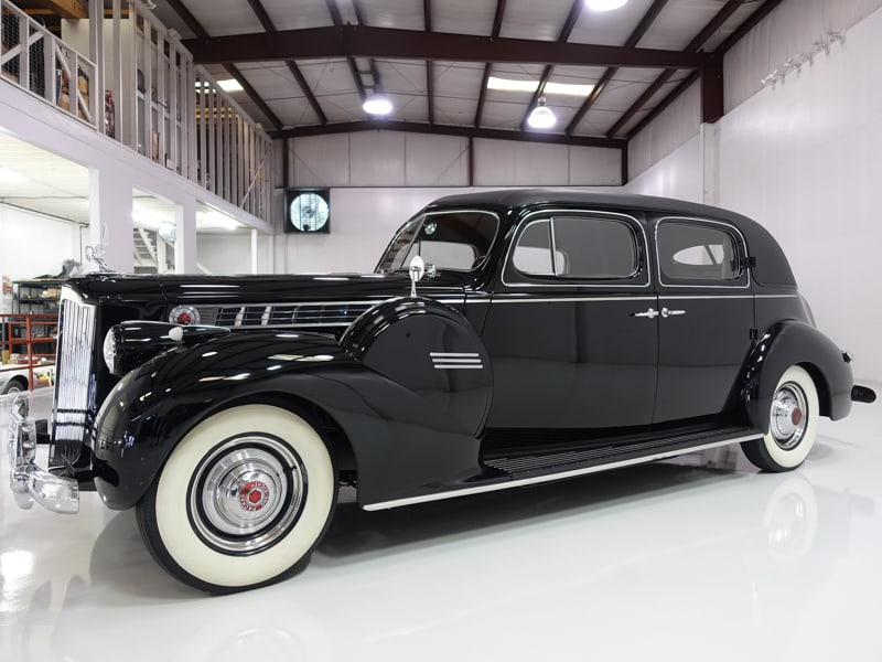 1940 Packard 180 Super Eight Custom Formal Sedan