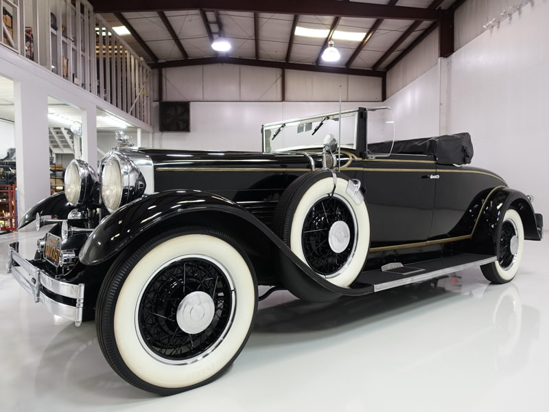 1930 Stutz Series M Cabriolet by LeBaron
