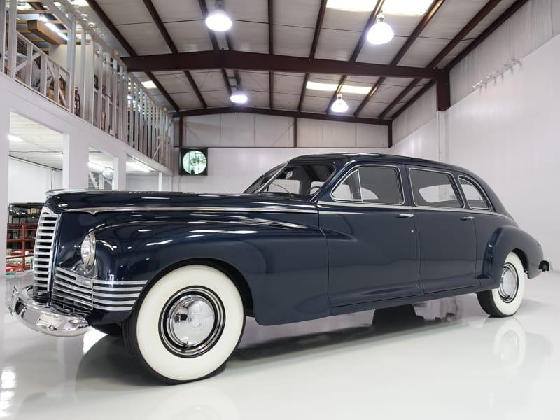 1947 Packard Custom Super Clipper Eight LWB Sedan