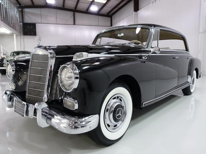 1960 Mercedes Benz 300d Adenauer Rare European Model For
